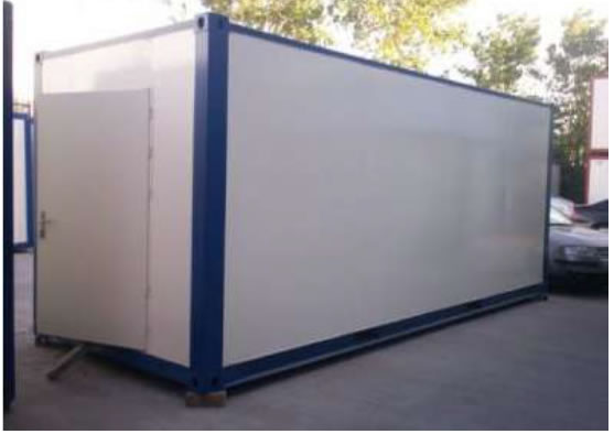 Military Container Housing Unit 557 x 394