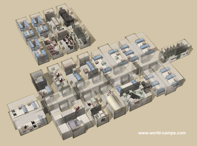 Containerised Hospitals
